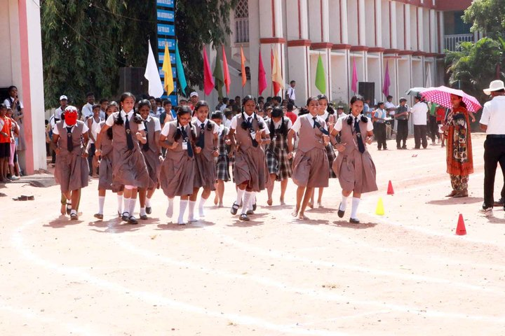 Infant Jesus Anglo - Indian Higher Secondary School-Sports