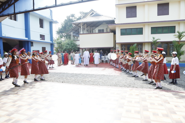 Mount Carmel Convent Anglo - Indian Girls High School-Annual Day