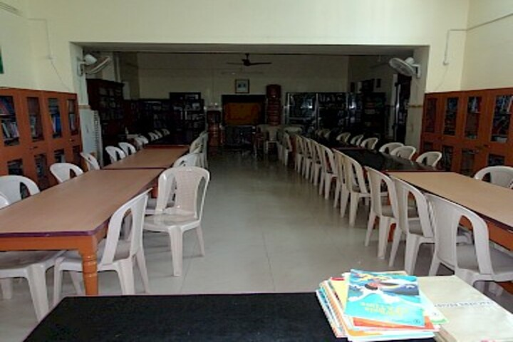 Mount Carmel Convent Anglo - Indian Girls High School-Library