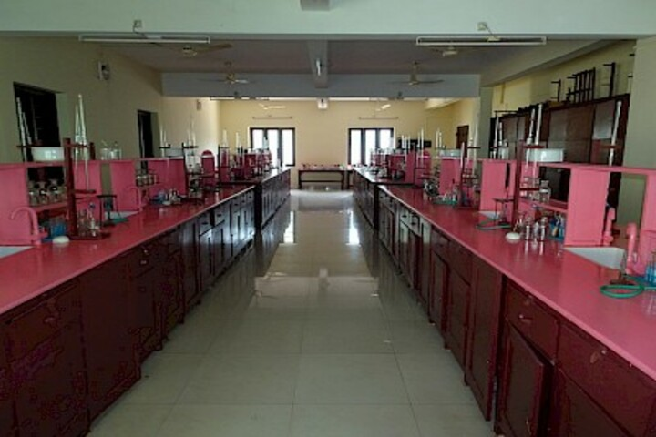 Mount Carmel Convent Anglo - Indian Girls High School-Science Lab