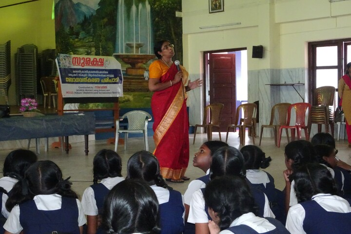 Mount Carmel Convent Anglo - Indian Girls High School-Seminar