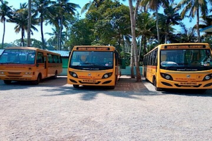 Mount Carmel Convent Anglo - Indian Girls High School-Transport