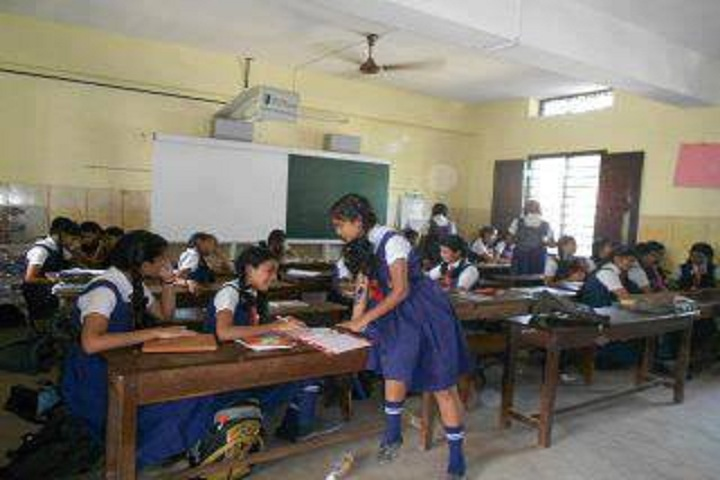 Mount Carmel Convent Anglo - Indian Girls High School-Classroom