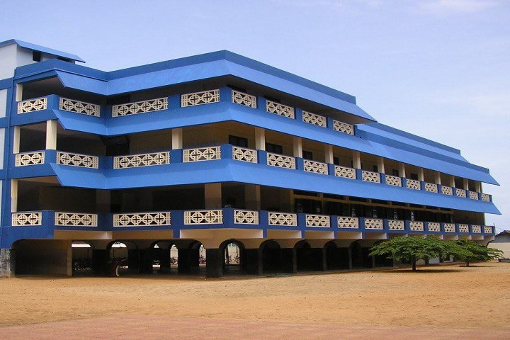 Mount Carmel Convent Anglo - Indian Girls High School-School Building