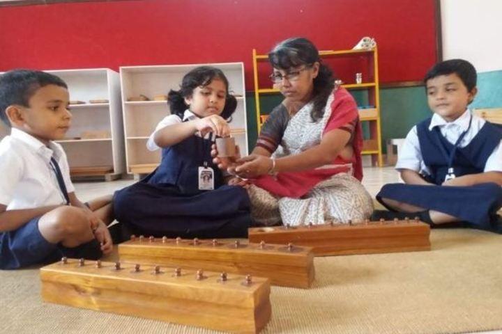 Mar Thoma Residential School-Classroom Activity