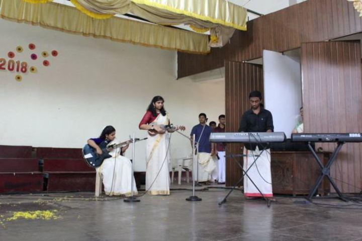 Mar Thoma Residential School-Music Activity