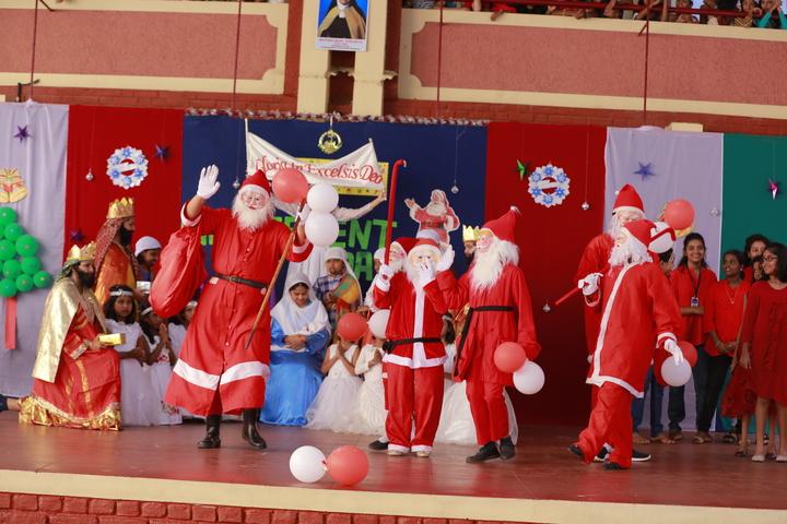 Holy Angels I S C School-Christmas Celebrations