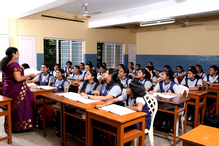 Holy Angels I S C School-Classroom