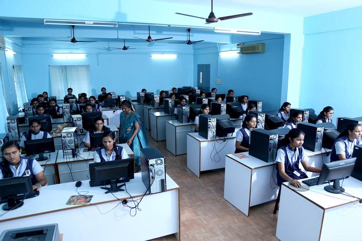 Holy Angels I S C School-Computer Lab