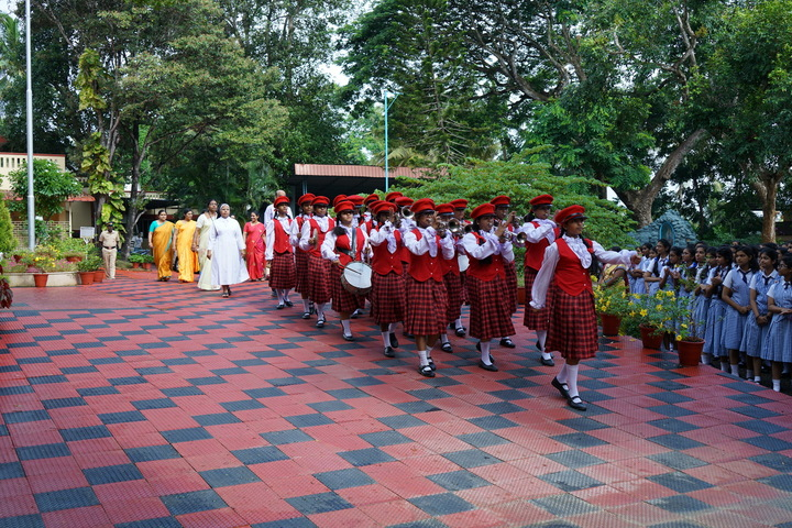 Holy Angels I S C School-Foundation Day