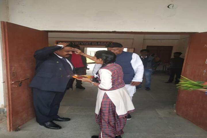 DAV Mukhyamantri Public School-Function