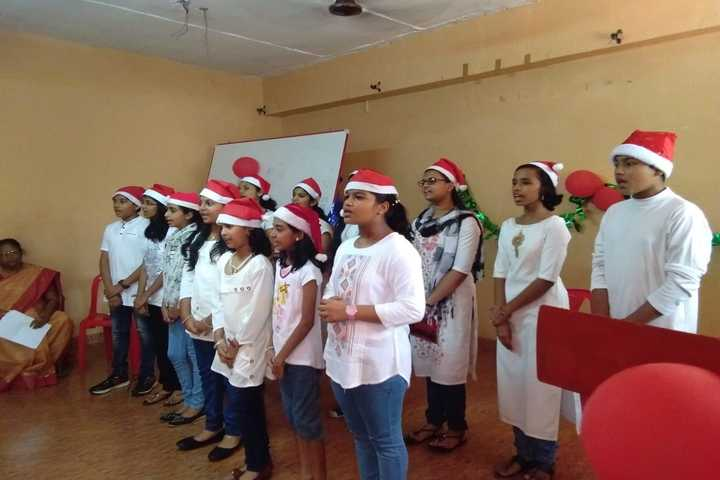 Evershine Residential School-Christmas Celebrations