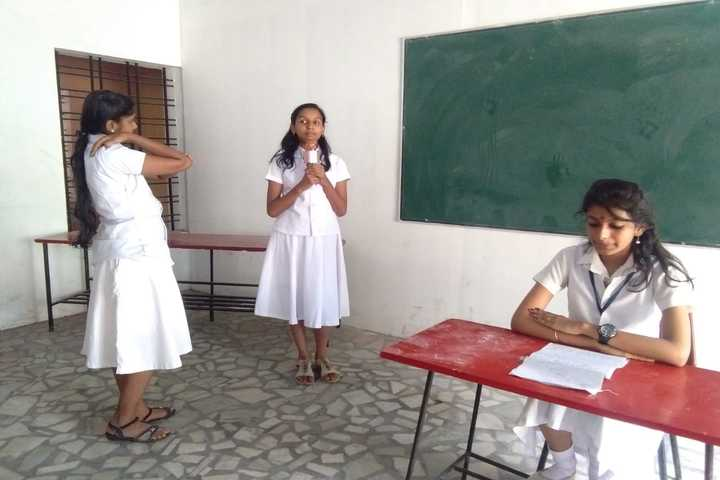 Evershine Residential School-Drama Activity