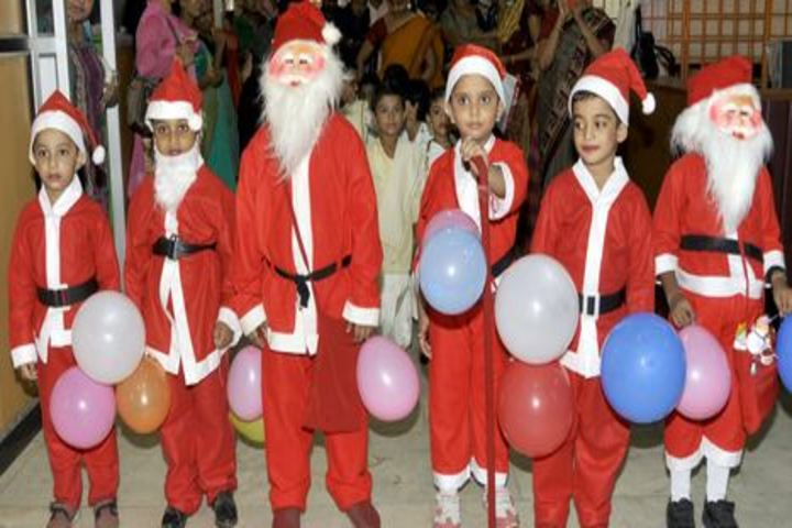 Christ Nagar English Higher Secondary School-Christmas Celebrations