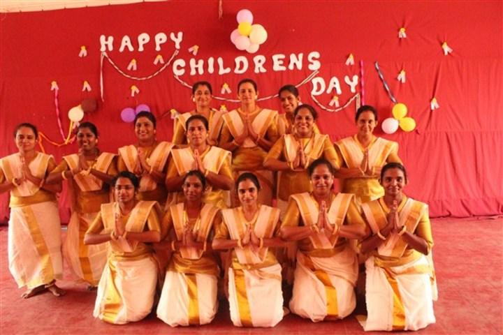 Auxilium English Medium School-Childrens Day
