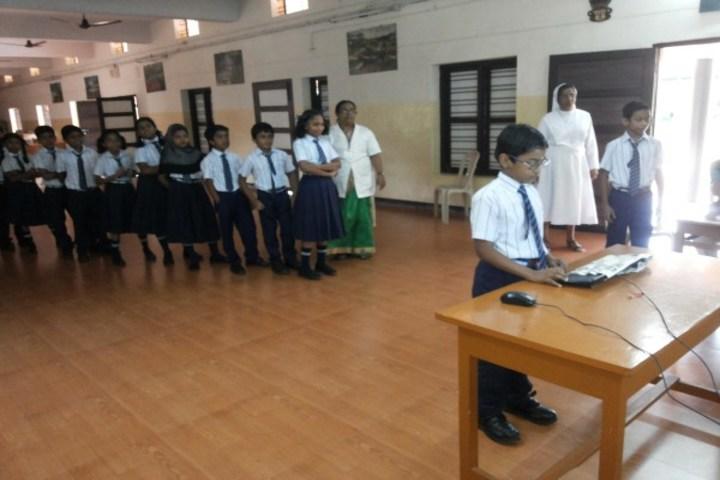 Auxilium English Medium School-School Election