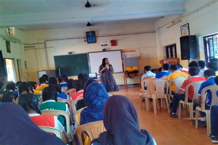 Auxilium English Medium School-Seminar