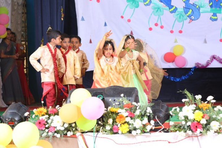 Bishop Moore Vidyapith-Annual Day