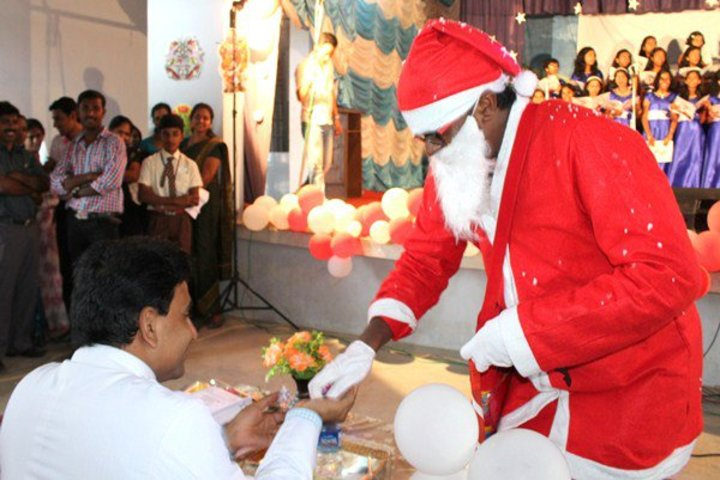 Bishop Moore Vidyapith-Christmas Celebrations