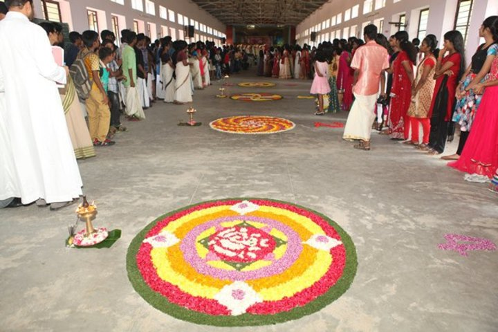 Bishop Moore Vidyapith-Onam Celebrations