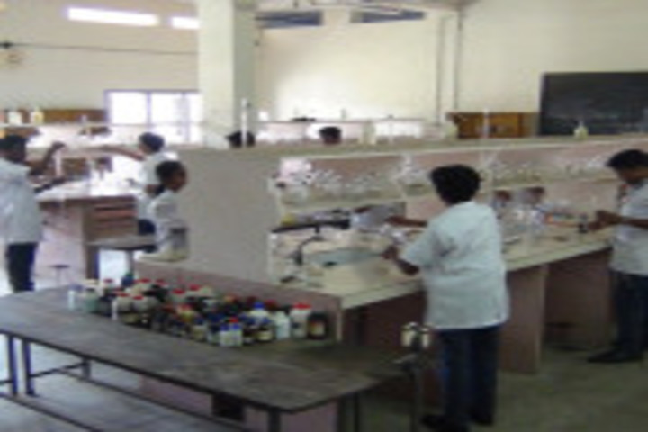 Don Bosco Senior Secondary School-Chemistry Lab