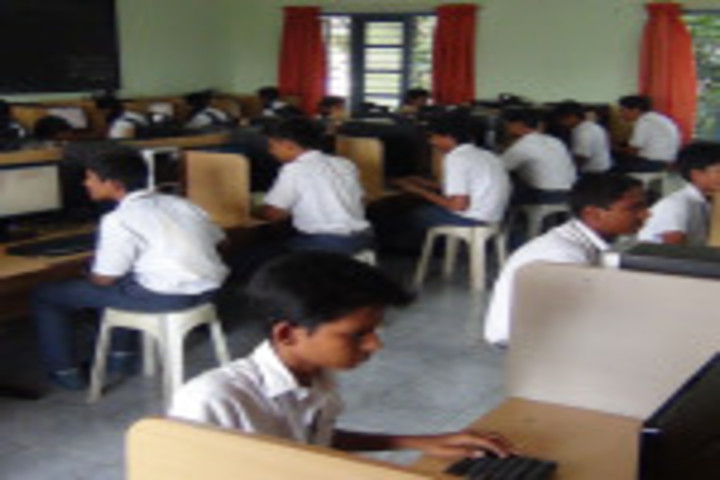 Don Bosco Senior Secondary School-Computer Lab
