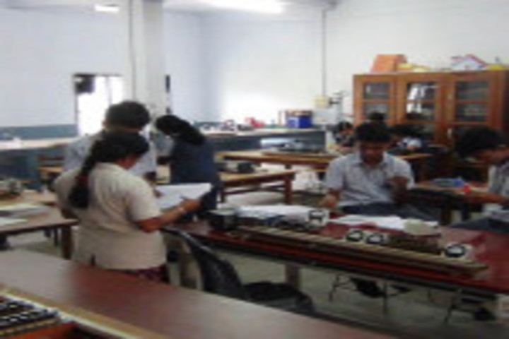 Don Bosco Senior Secondary School-Physics Lab