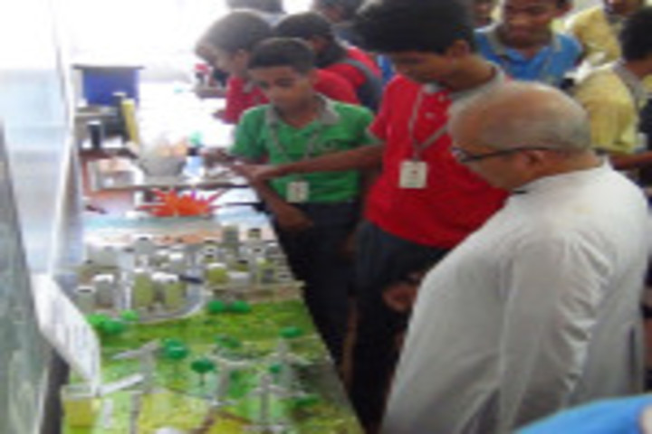 Don Bosco Senior Secondary School-Science Exhibition
