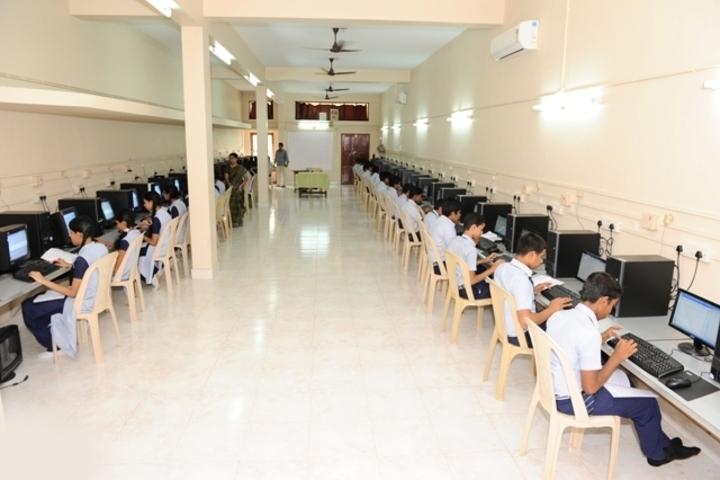 Sreepuram English Medium High School And Junior College-Computer Lab
