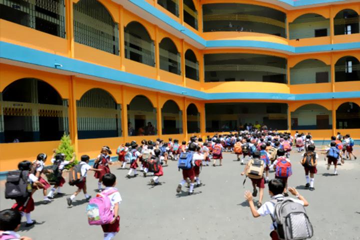 Sreepuram English Medium High School And Junior College-Kinder Garten Campus
