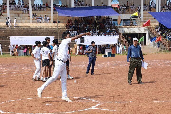 Sreepuram English Medium High School And Junior College-Sports
