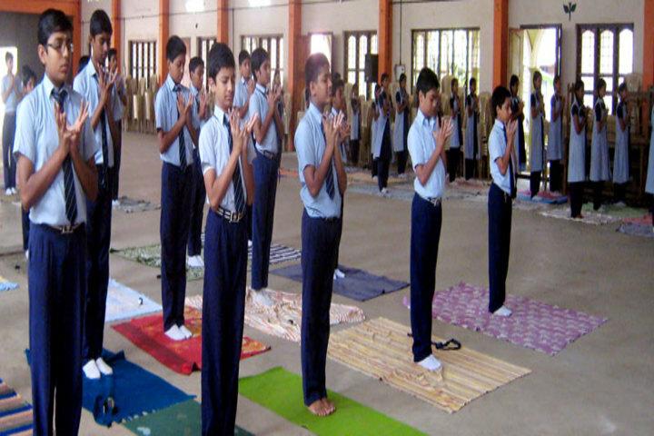Sreepuram English Medium High School And Junior College-Yoga