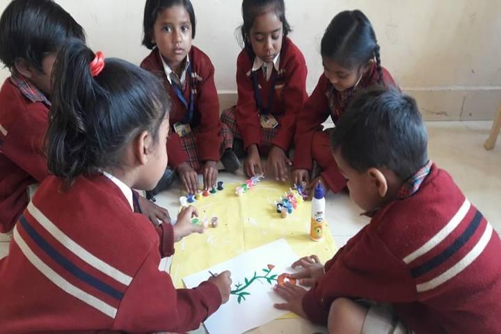 DAV Mukhyamantri Public School-Painting