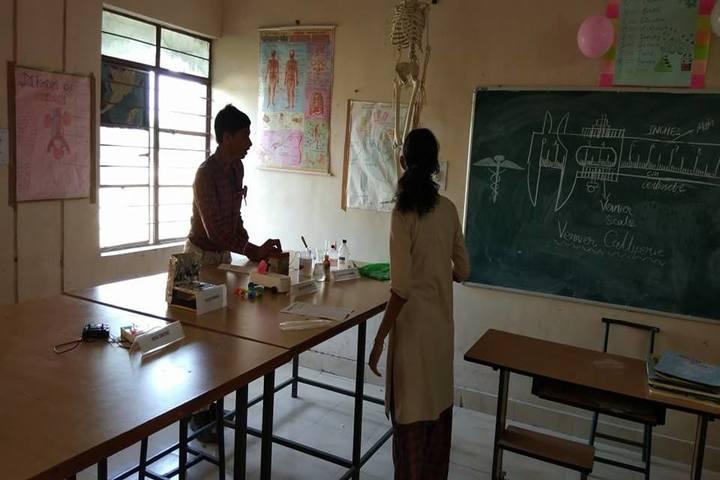 DAV Mukhyamantri Public School-Science Exhibition