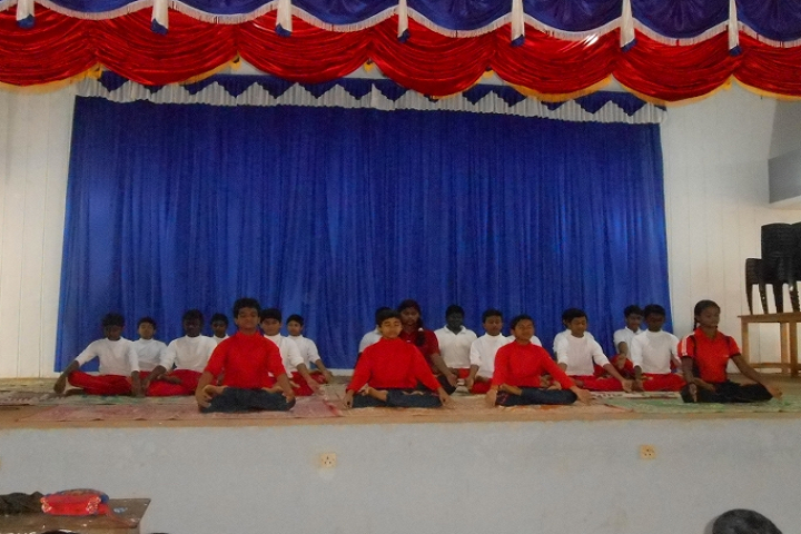 Bishop Speechly Vidyapeeth-Others yoga