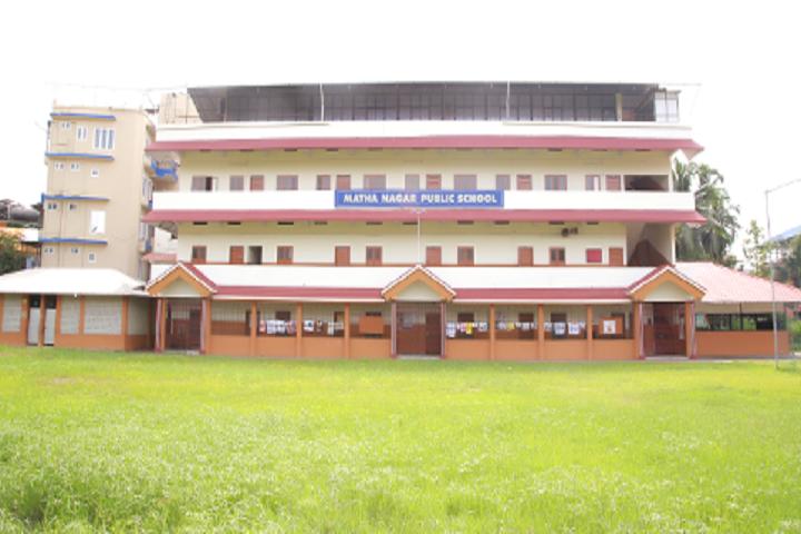 Matha Nagar Public School-School Building