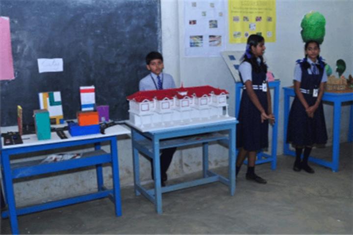 Vidya Vikas School-Science Exhibition