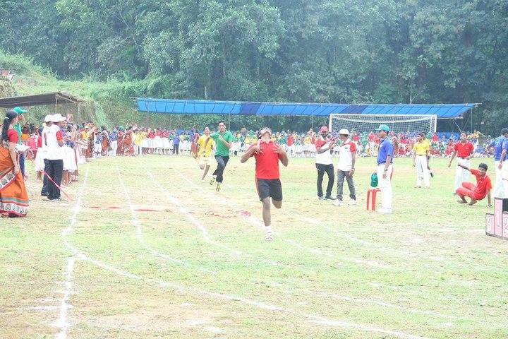 Vidya Vikas School-Sports