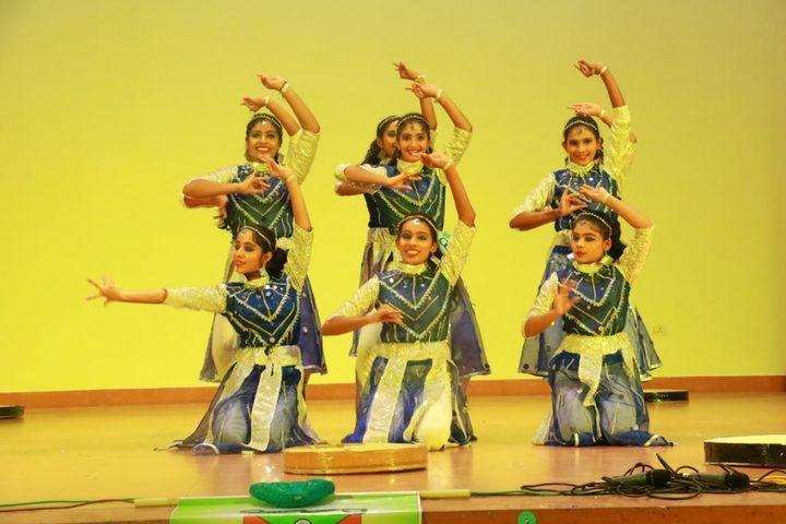 St Patrick S School-Dancing Activity