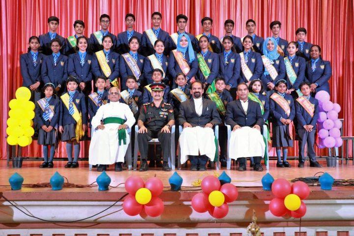 St Patrick S School-Investiture Ceremony