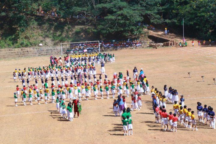 St Patrick S School-Play Ground