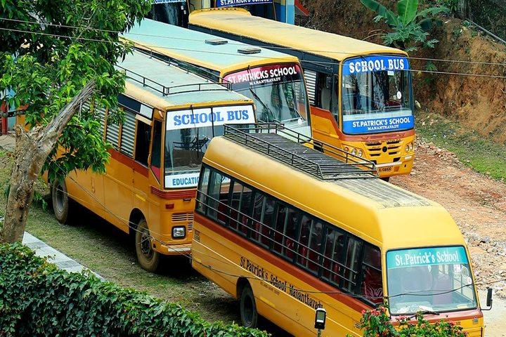 St Patrick S School-Transport