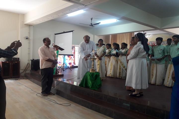 St Charles Borromeo Convent School-Annual Day