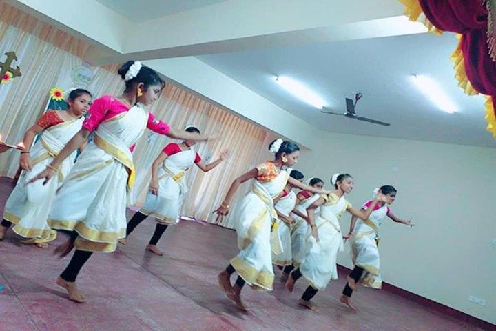 St Charles Borromeo Convent School-Cultural Fest