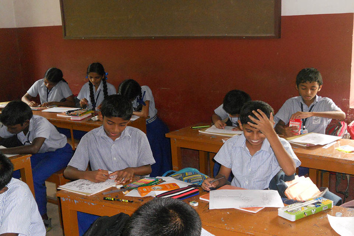 St Charles Borromeo Convent School-Drawing Competition