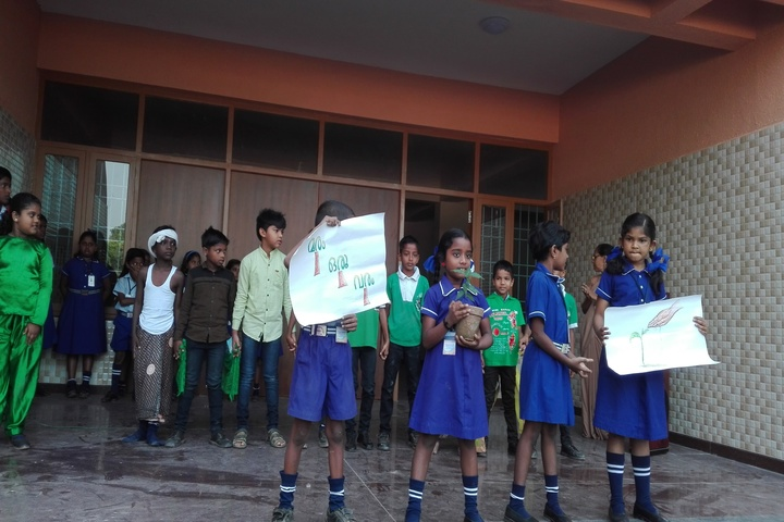 St Charles Borromeo Convent School-Environment Day