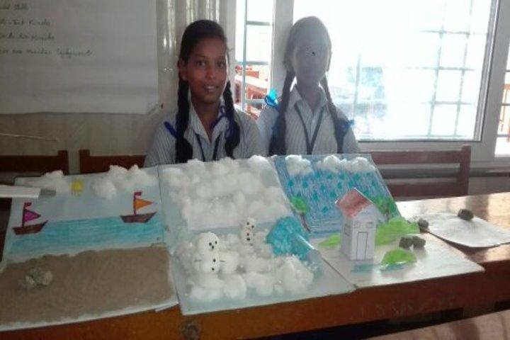 St Charles Borromeo Convent School-Science Exhibition
