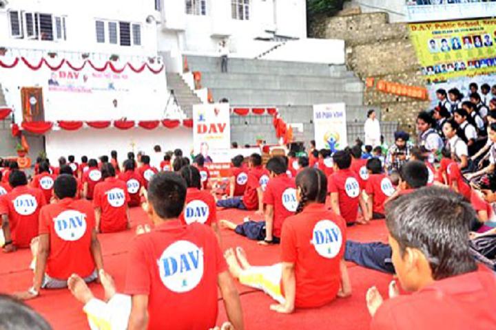 Dav Mukhyamantri Public School-Others yoga