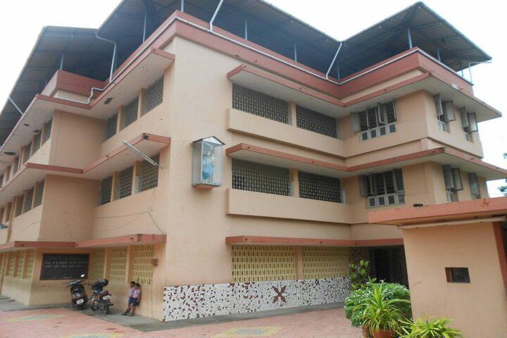Auxilium English Medium School-School Building