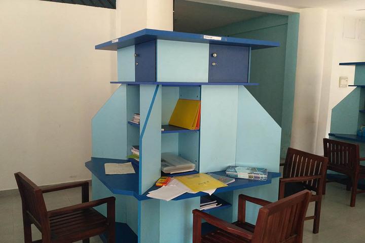 Kuriakose Elias English Medium School-Boarding House